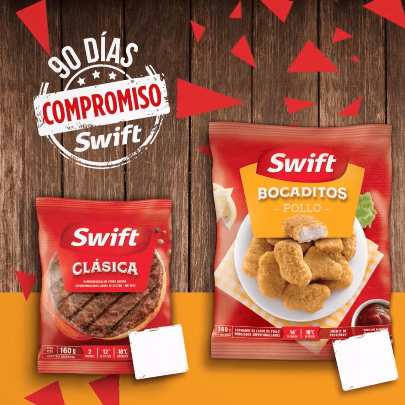 SWIFT - COMPROMISO SWIFT
